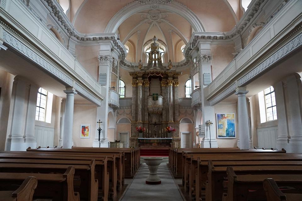 Castell, Church, Catholic, Religion, God, Holy