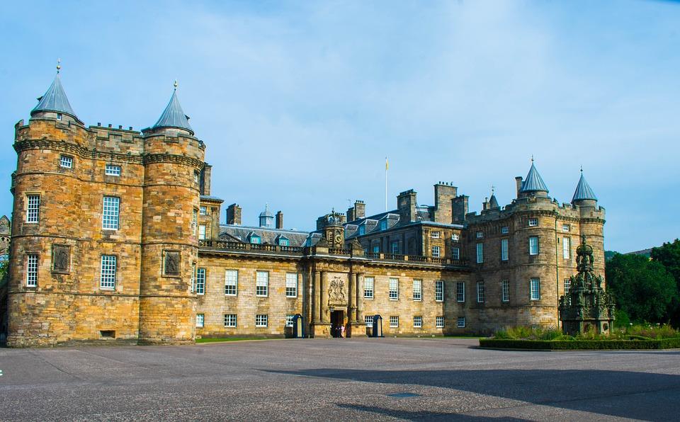 Palace, Holyrood Palace, Edinburgh, Holyroodhouse