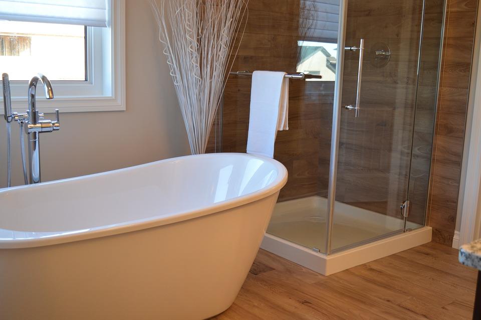 Free photo Home Bathtub Bathroom Bath Bathing House Shower - Max Pixel