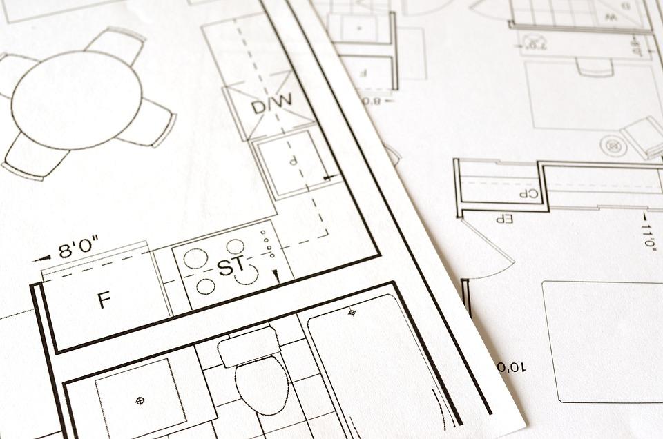 Free photo home construction floor plan blueprint house max pixel floor plan blueprint house home construction malvernweather Gallery