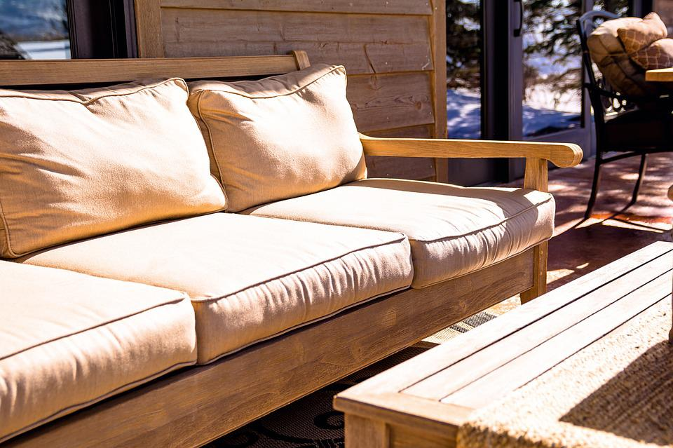 Couch, Furniture, Outdoor, Home, Decor, Comfortable