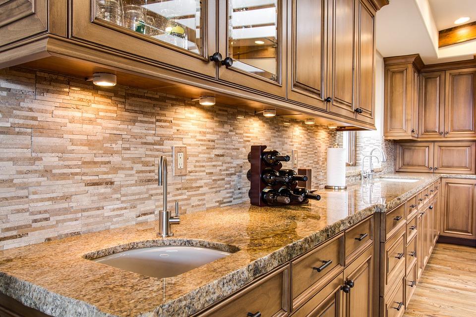 Home, Decor, Real Estate, Kitchen, Sink