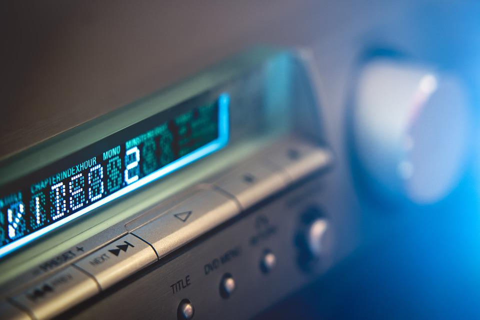 Audio, Electronic, Home, Macro, Device, Technology