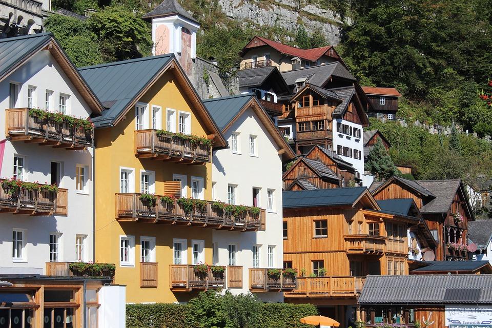 Home, Hallstatt, Austria, Unesco World Heritage