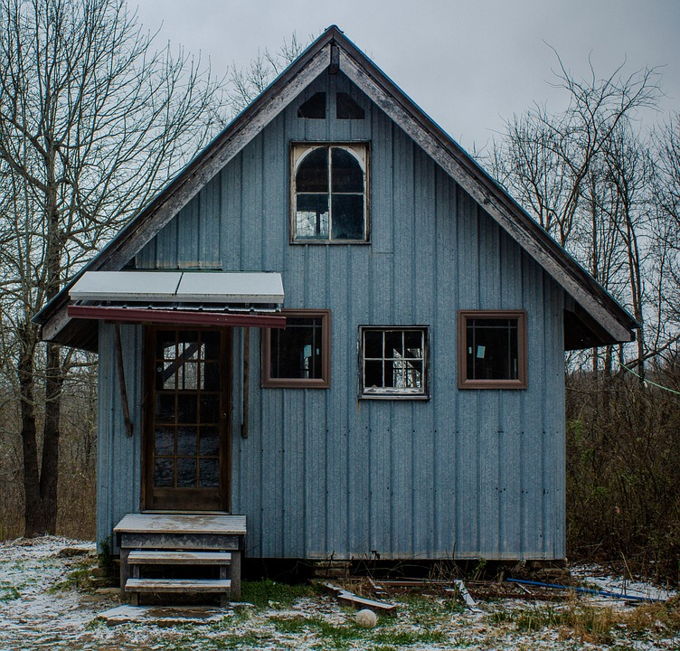 House, Wood, Home, Architecture, Building, Cabin