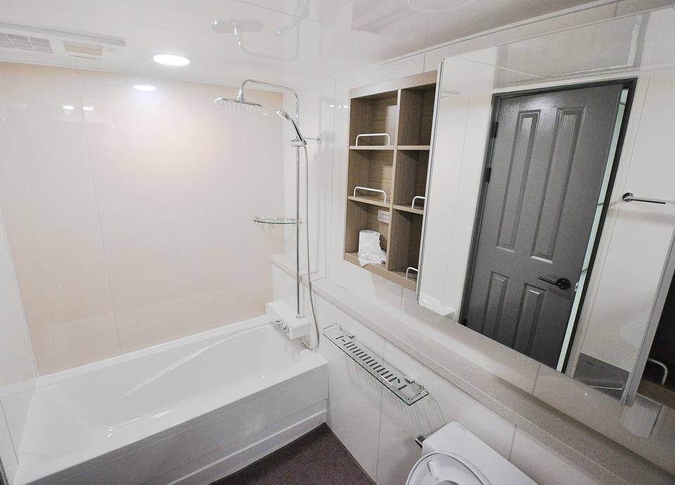 Interior, Design, Home, Toilet