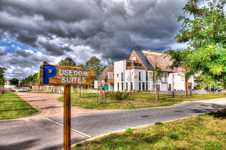Karl Hagen, Usedom, Hotel, Apartment, Hdr, Home