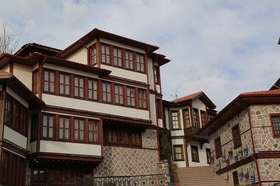 Architecture, Home, Building, Old, History