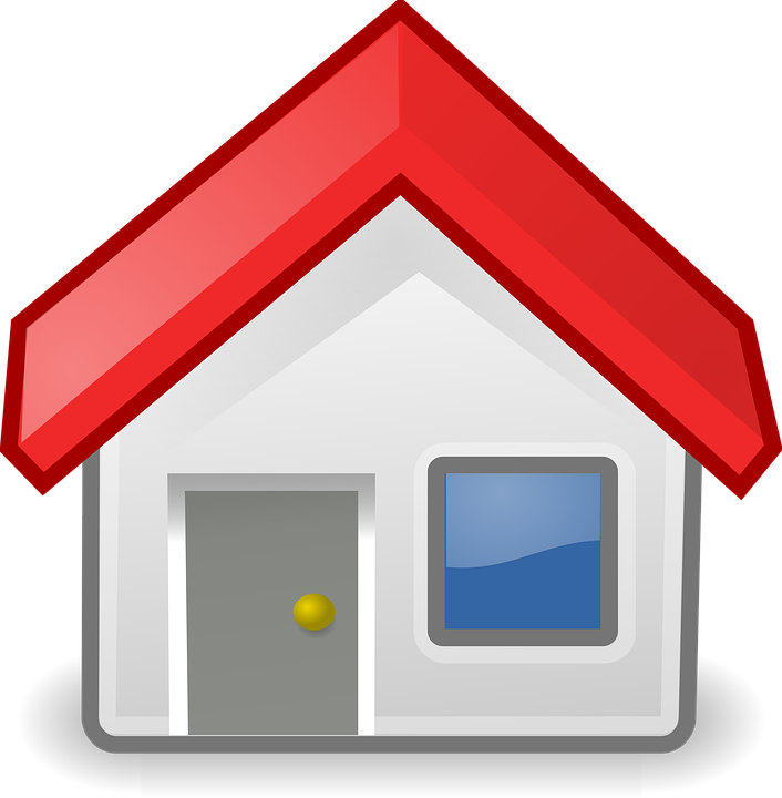 Home, House, Start, Roof, Home Page, Icon