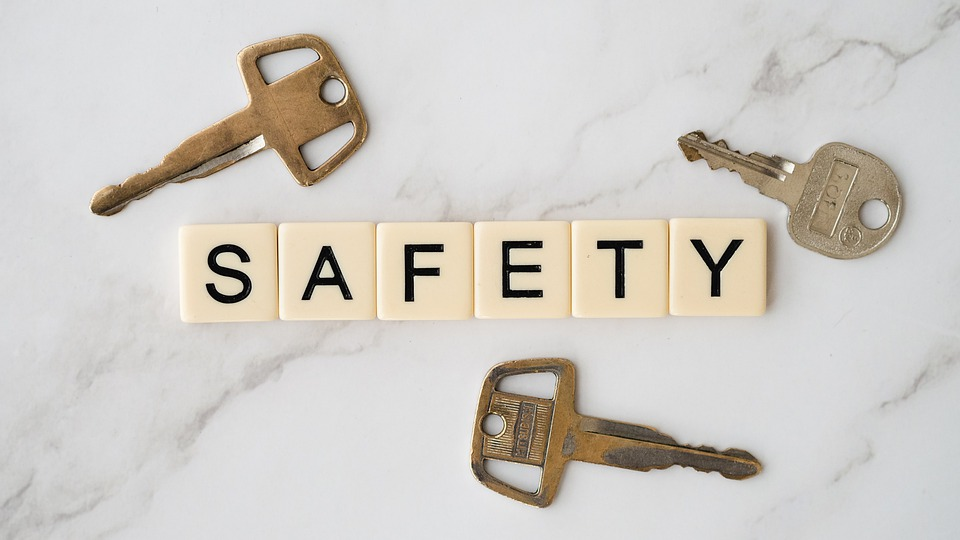 Safety, Security, Home Safety, Protection, Data, Key