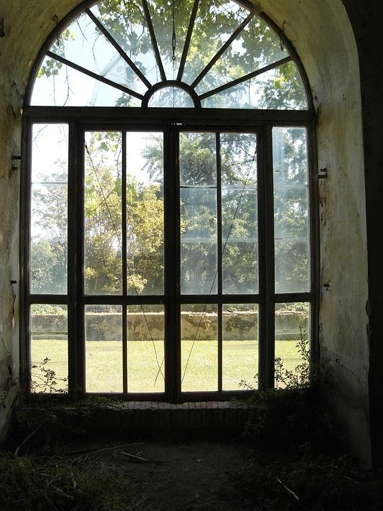 Tuscany, Window, Italy, Home, Building, Stone Wall