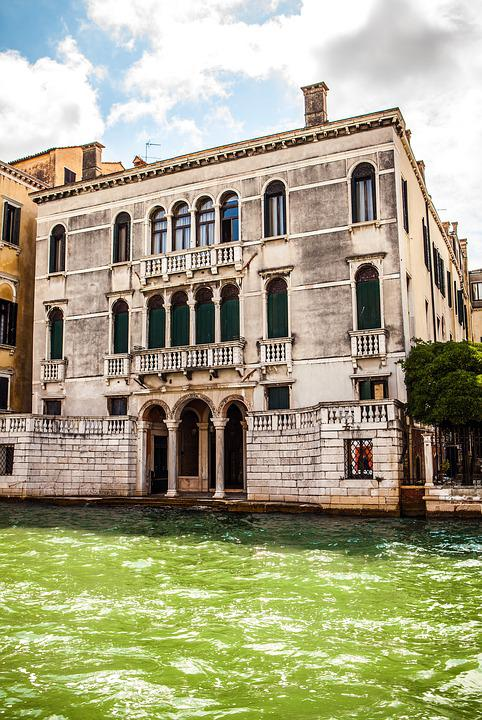 Italy, Home, Architecture, Window, Venice, Beauty