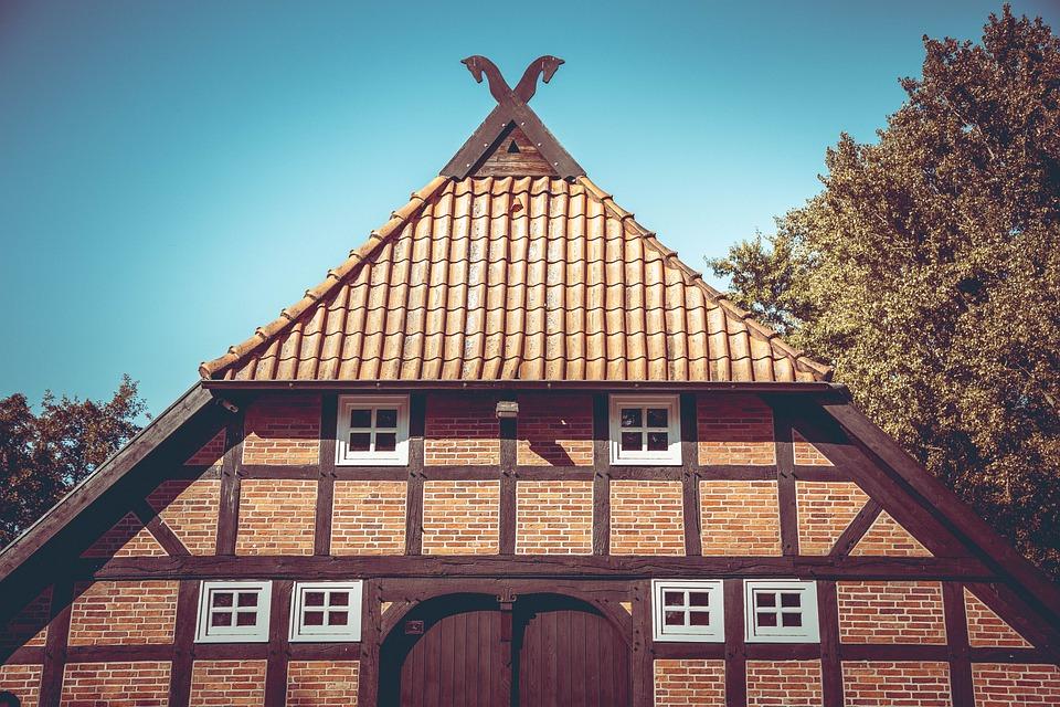 Barn, Farm, Hut, Home, Old, Window, Village