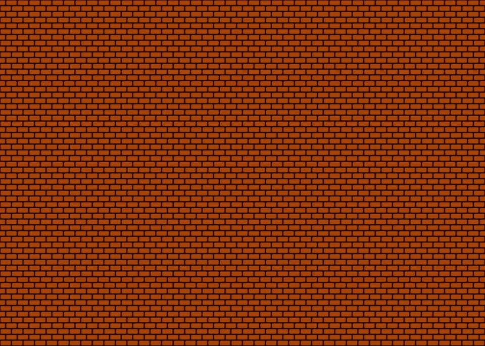 Brick, Bricks, Wall, House, Home, Red