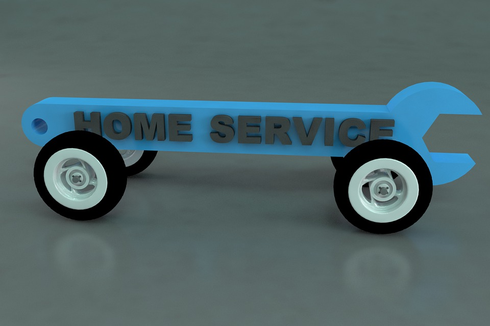 Service, Home, Wheels