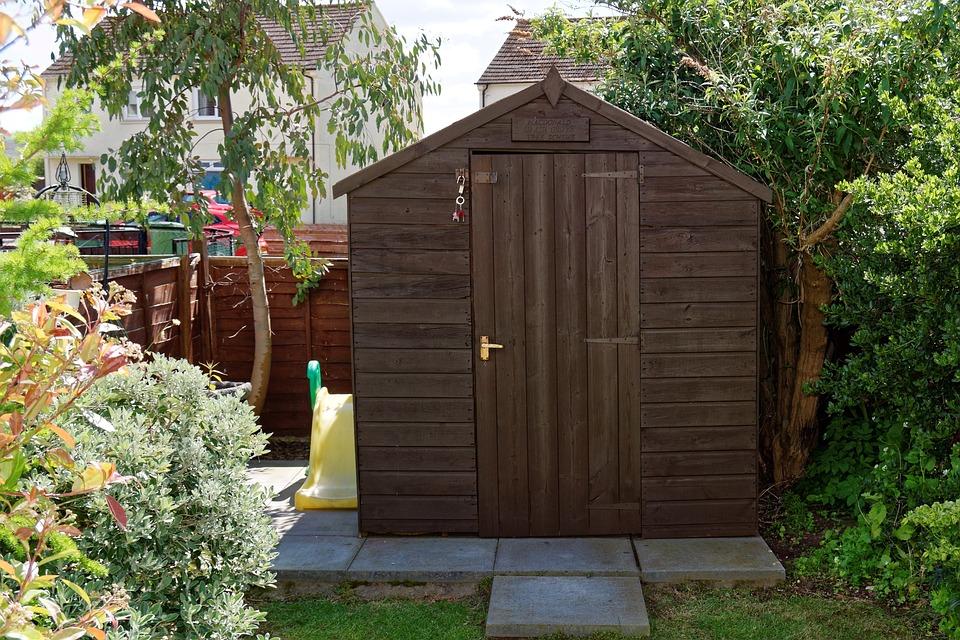 Home, Garden, Shed, Green, Gardening, Yard, Outdoor