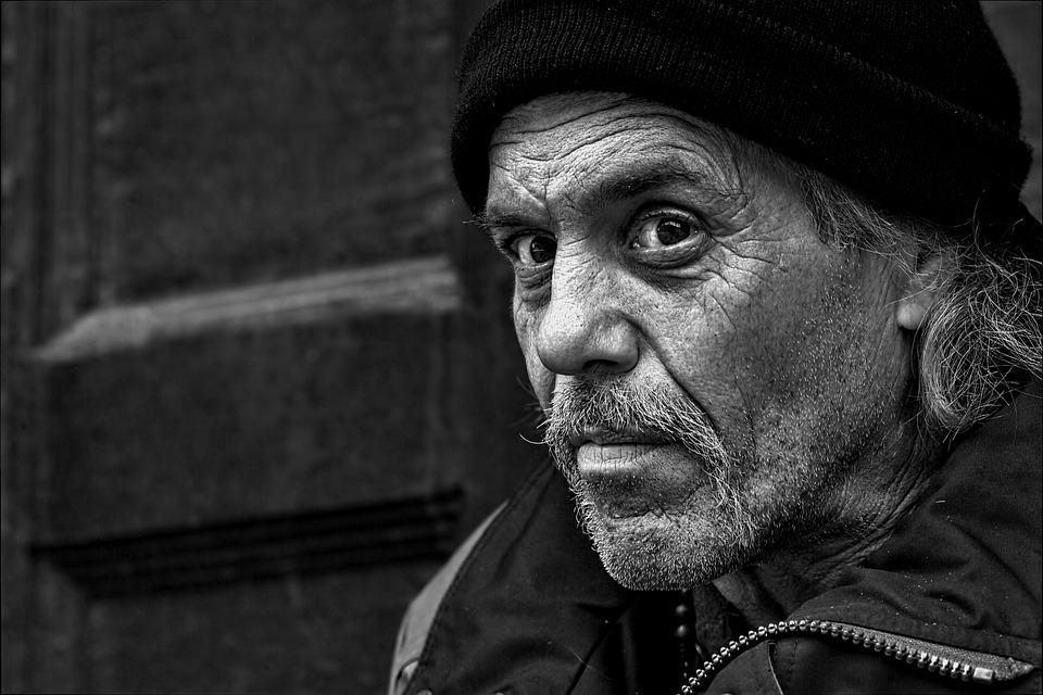 Homeless, Man, Poverty, Male, Poor, Homelessness, Hobo