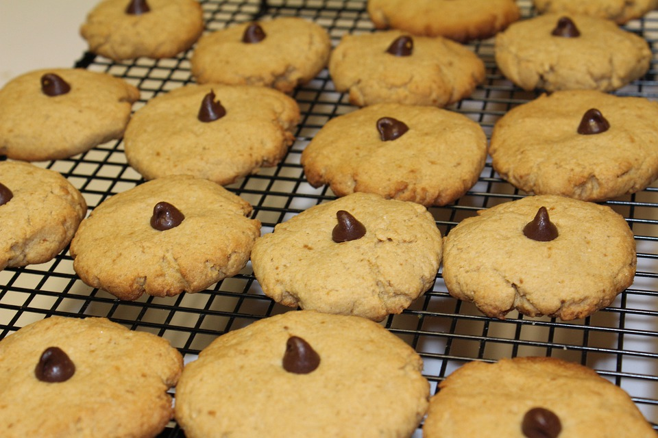 Cookies, Baking, Food, Homemade, Fresh Baked
