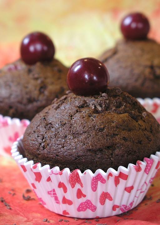Muffin, Cake, Cookie, Baking, Homemade