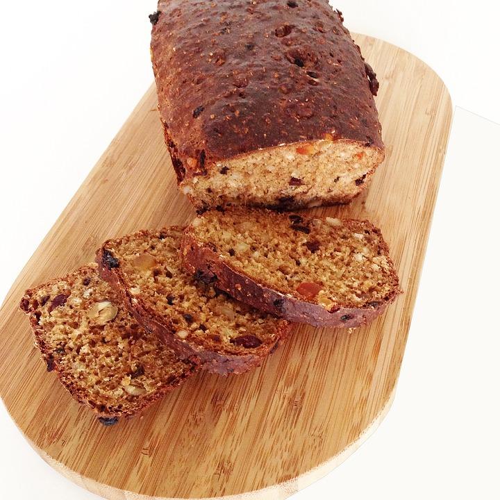 Food, Bread, Homemade, Freshly Baked