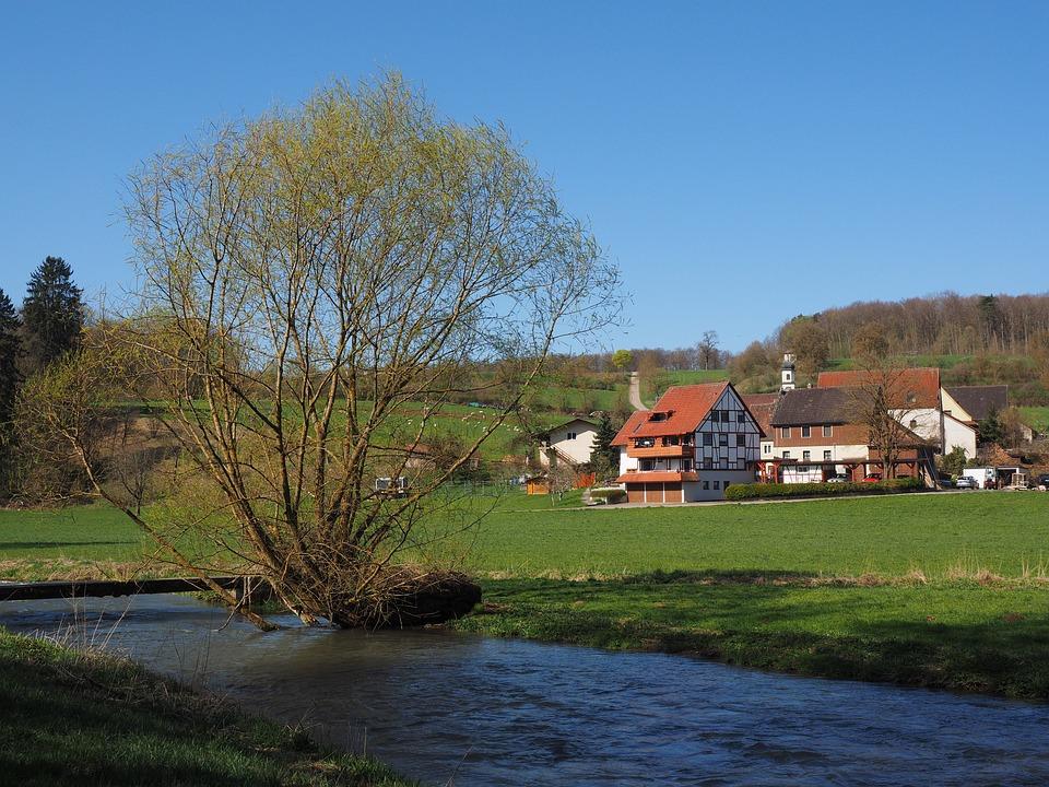 Unterwilzingen, Community, Village, District, Homes