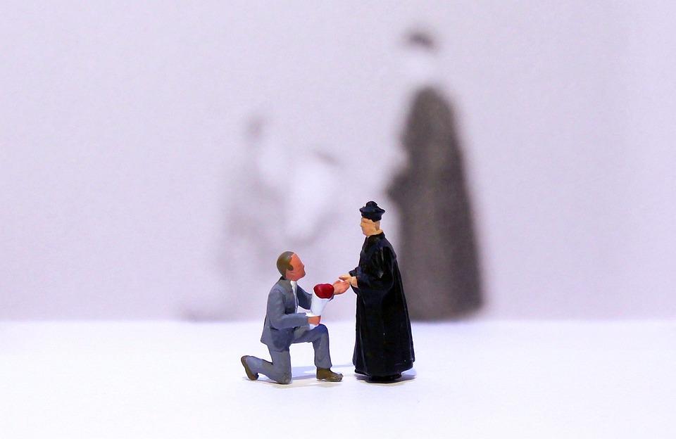 Homosexuality, Homosexual, Miniature Figures, Before