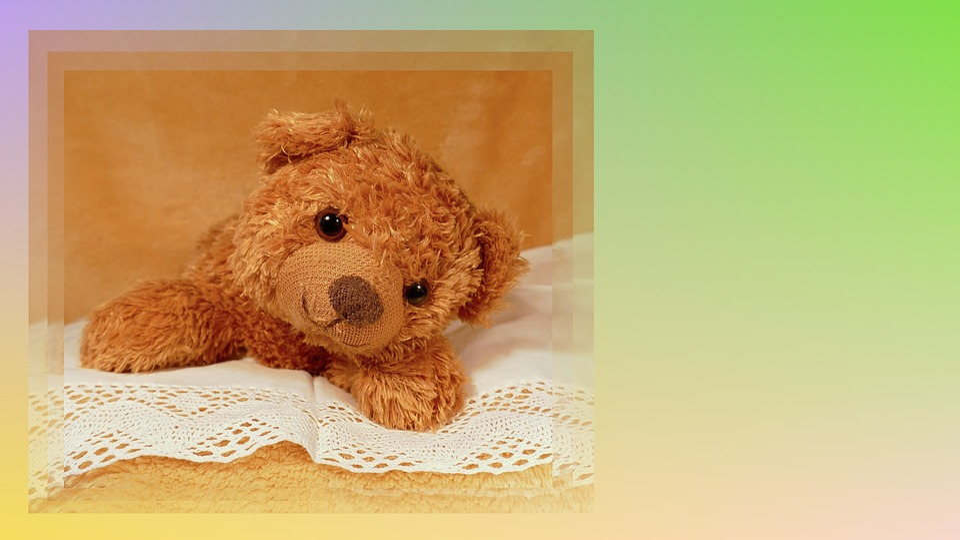 Teddy Bear, Teddy, Honey Bear, Bears, Furry Teddy Bear