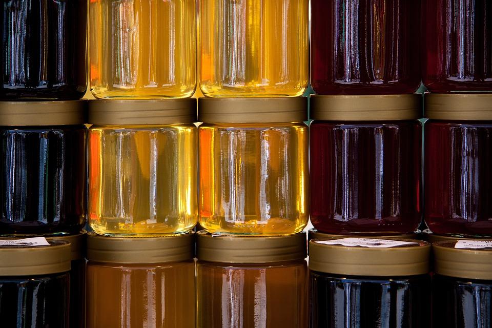 Honey, Honey Jars, Ranking, Forest Honey, Flower Honey