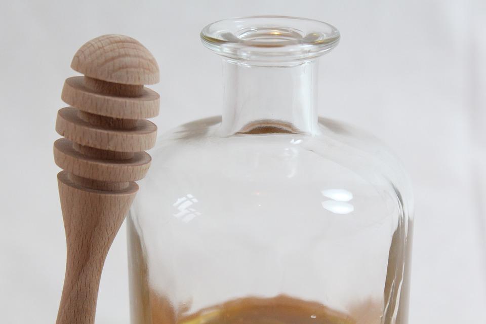 Honey, Treat, Breakfast, Sweet, Honey Jar