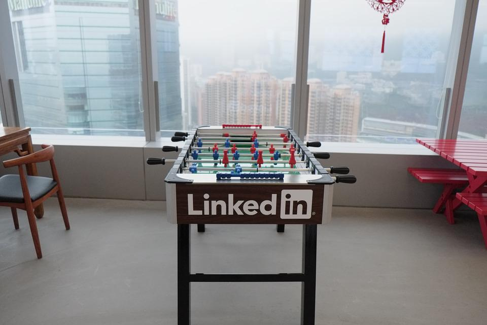 Foosball, Linkedin, Office, Hong Kong