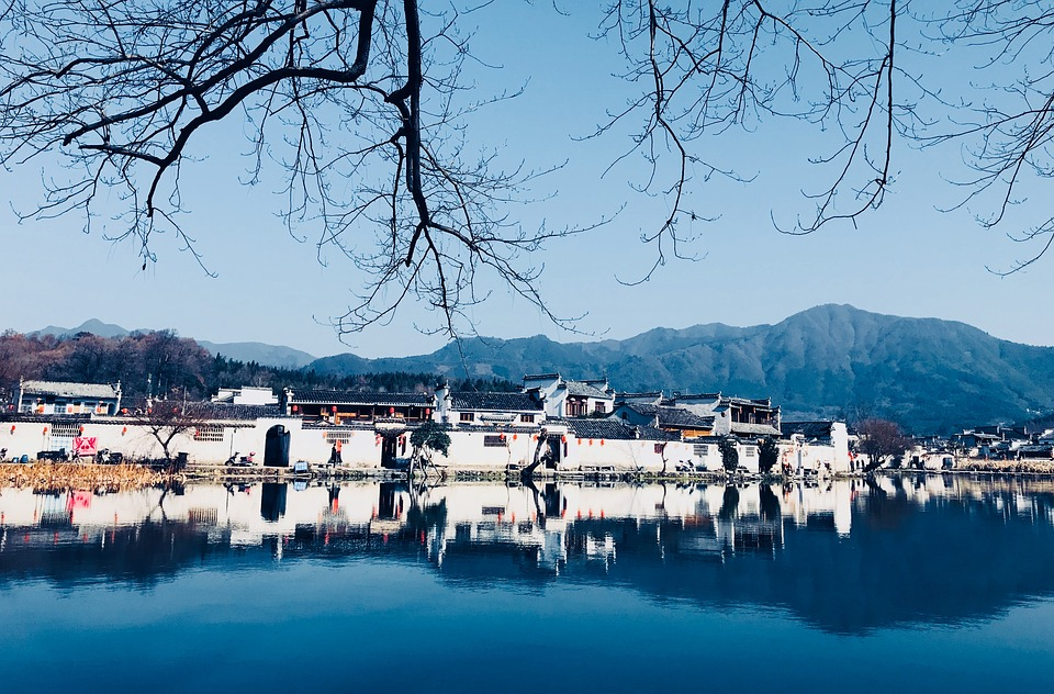 Hongcun Village, The Ancient Village, Ink Country