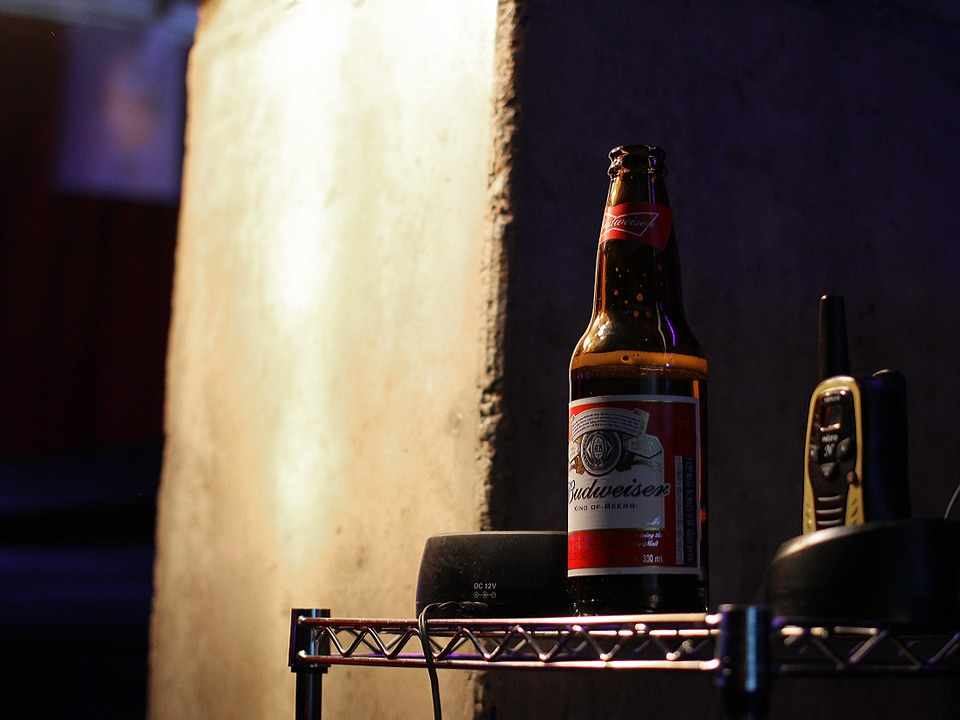 Beer, Bottle, Bud And Me, Hongdae, Tabitha