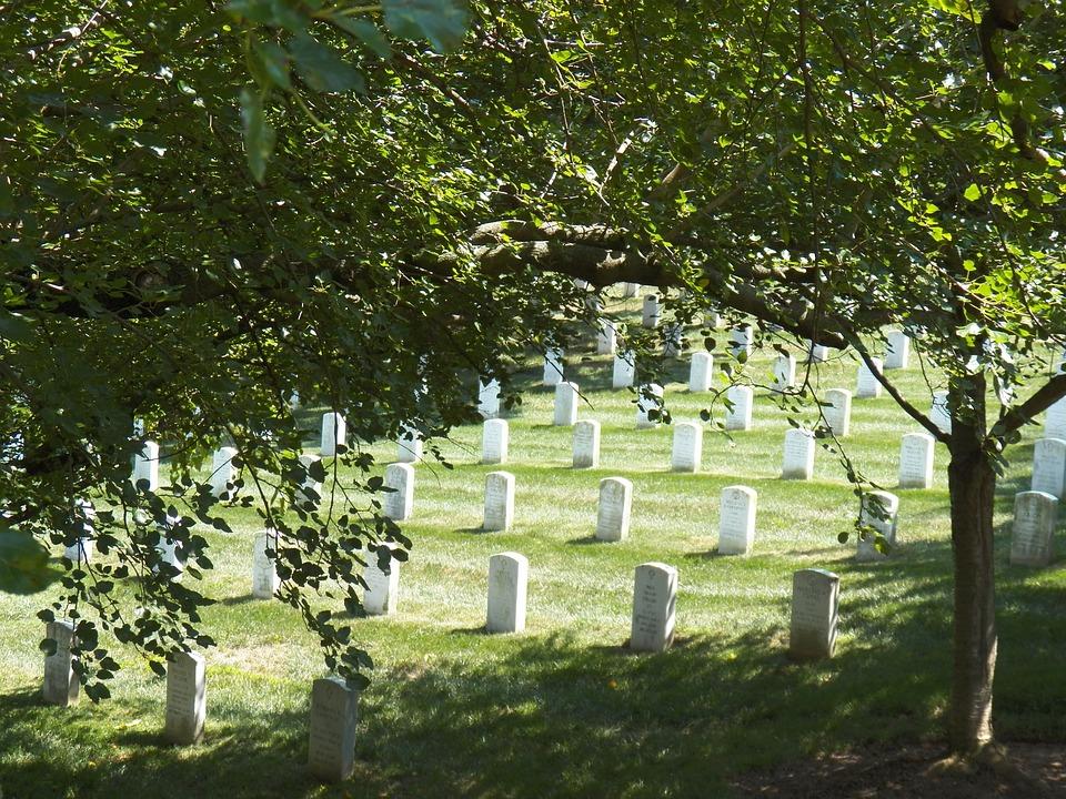 Arlington National Cemetery, Honor, Arlington Va