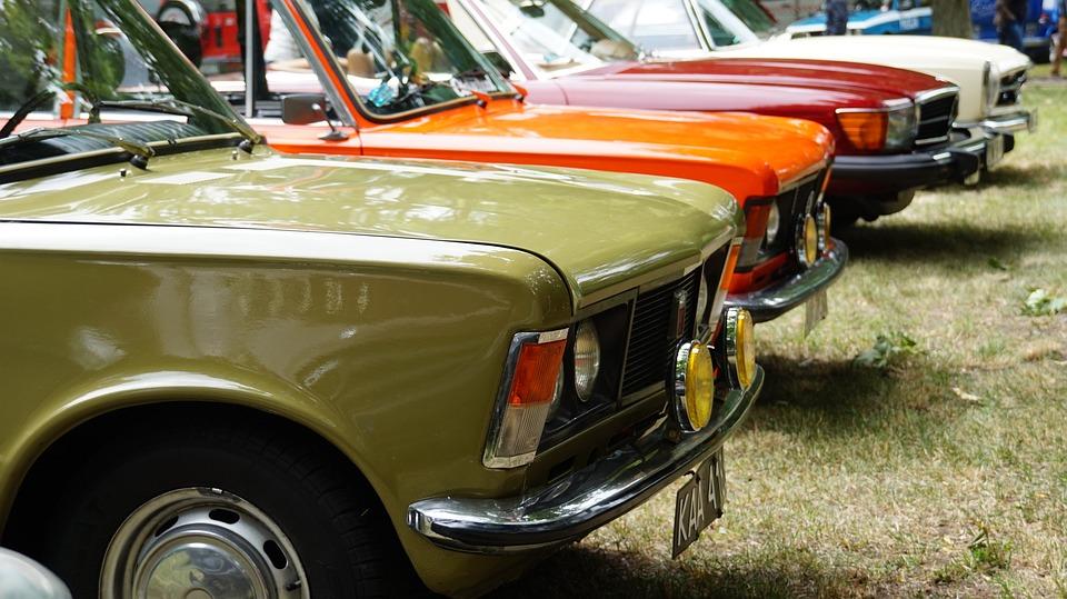 Reflector, Hood, Bumper, Rally Of Antique Vehicles, Car