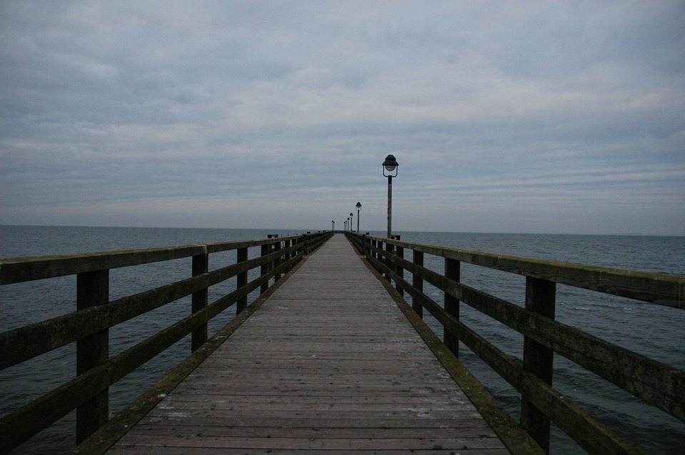 Wide, Baltic Sea, Lubmin, Horizon