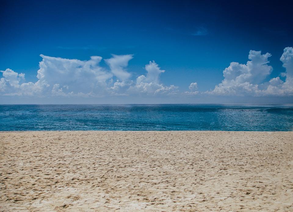 Beach, Horizon, Nature, Ocean, Sand, Scenic, Sea