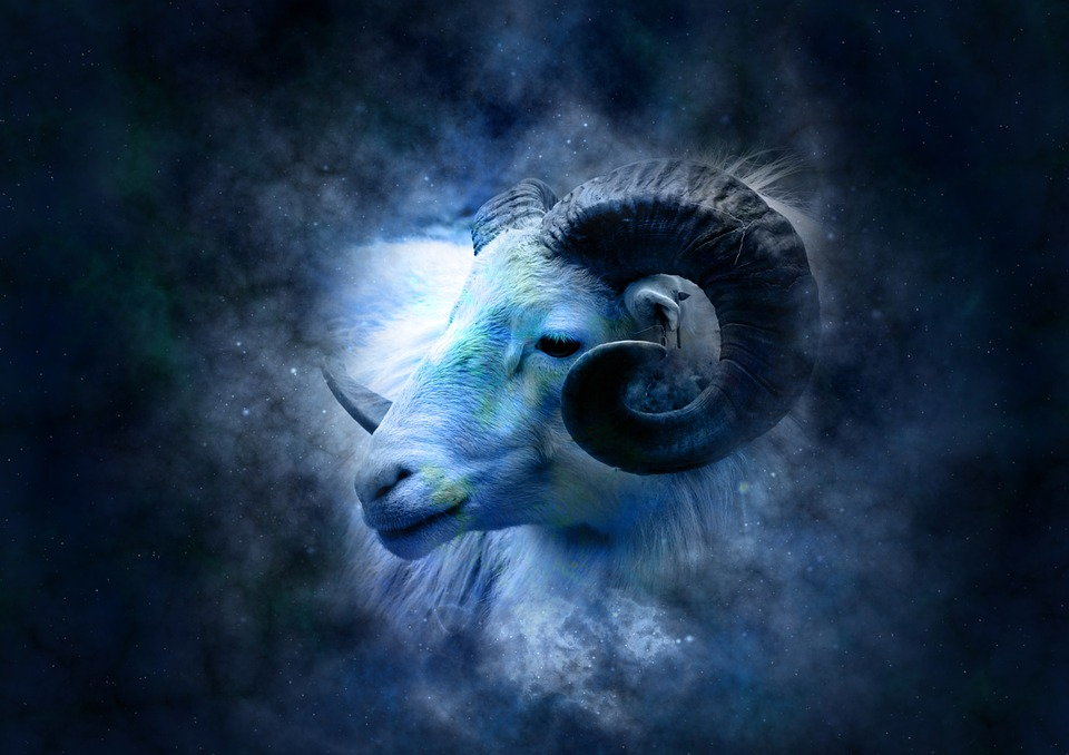 Horoscope, Astrology, Zodiac, Aries, Icon Images