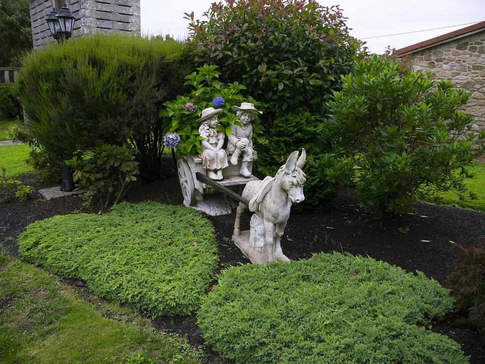 Garden, Horse, Rural Tourism House