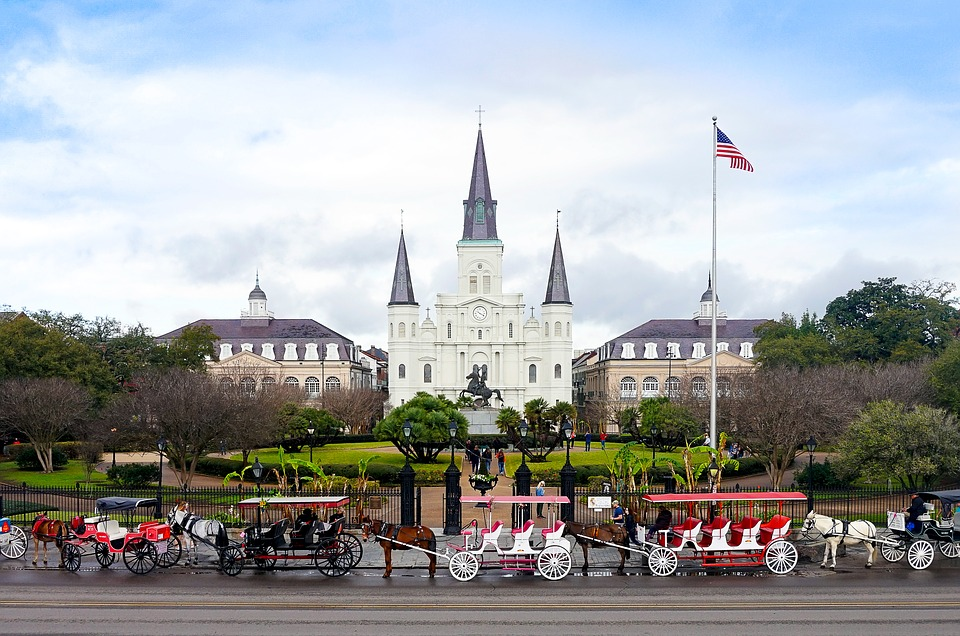 City, Travel, Town, Architecture, Tourism, Horses