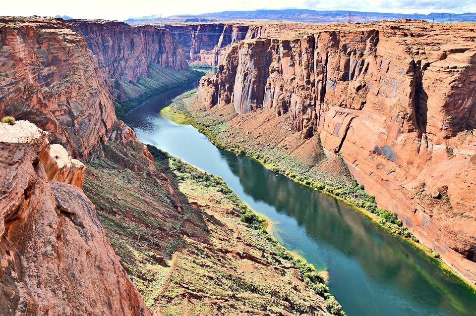 Usa, Colorado River, Horseshoe Bend
