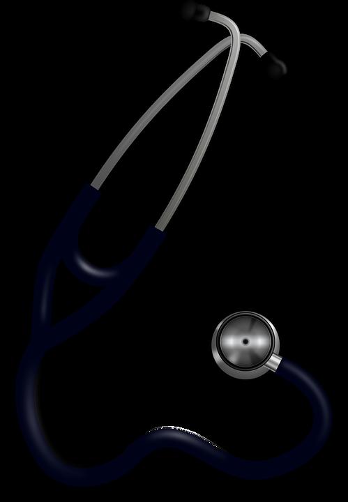 Stethoscope, Doctor, Health, Heart, Hospital, Pulse