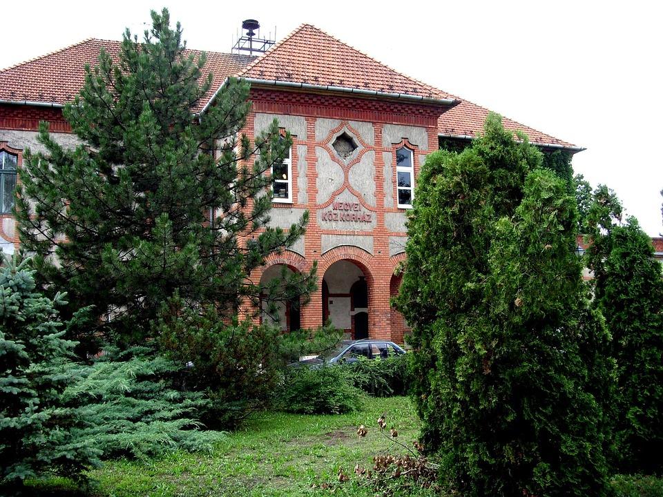 Hospital, Old, Building
