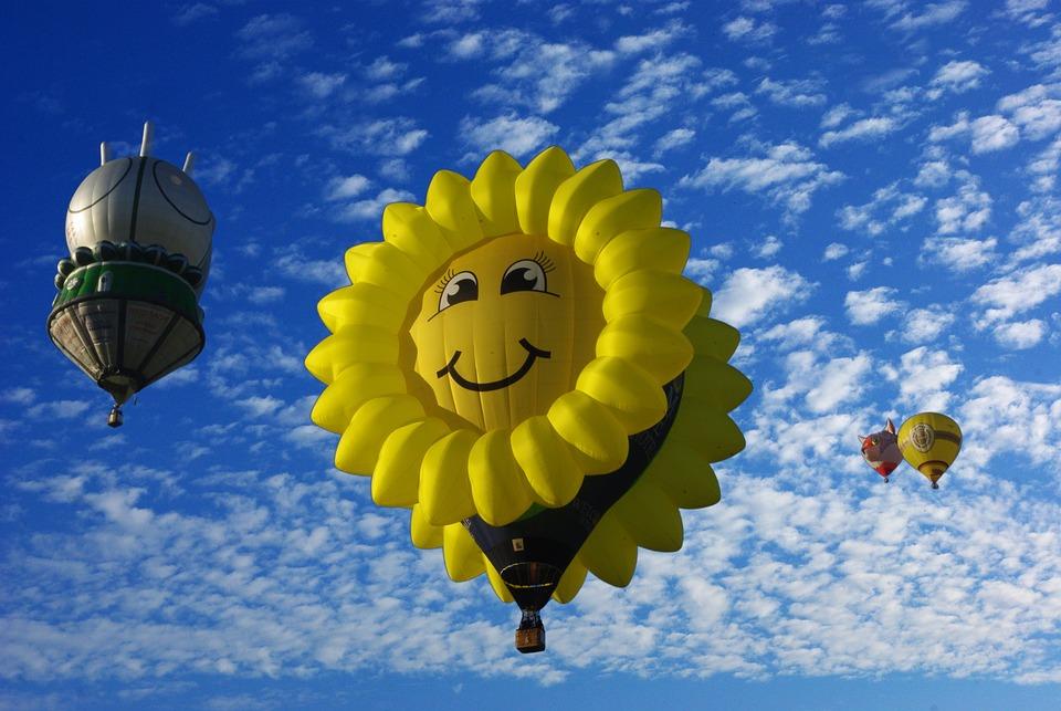 Hot Air Balloon, Balloon, Aviation