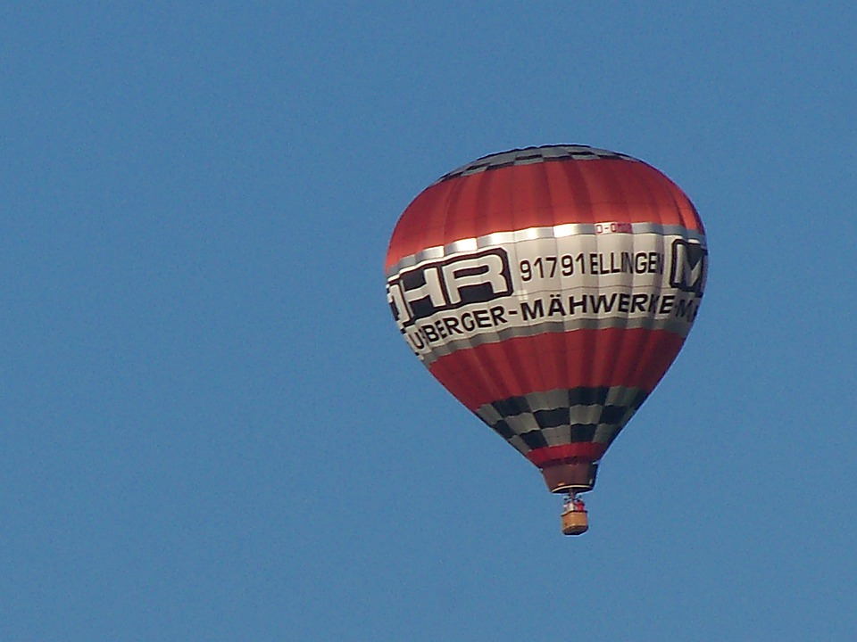 Balloon, Hot Air Balloon, Balloon Envelope