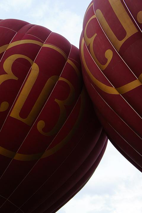 Balloon, Hot Air Balloon Ride, Detail, Hot Air Balloon