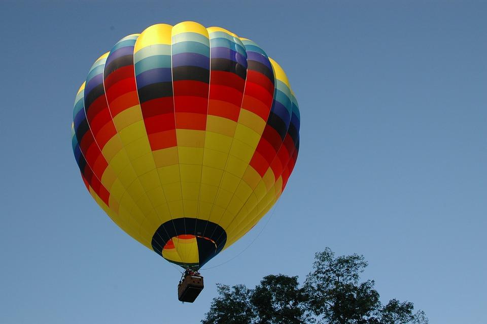 Hot Air Balloon, Festival, Balloon
