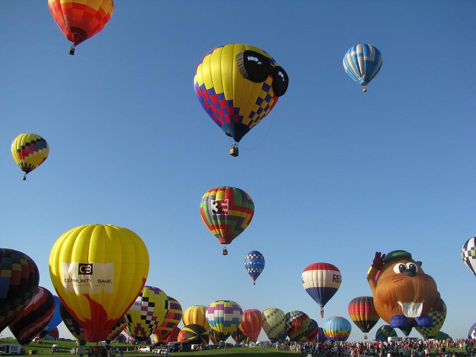 Hot Air Balloon, Sky, Hot Air Balloons, Balloon, Travel