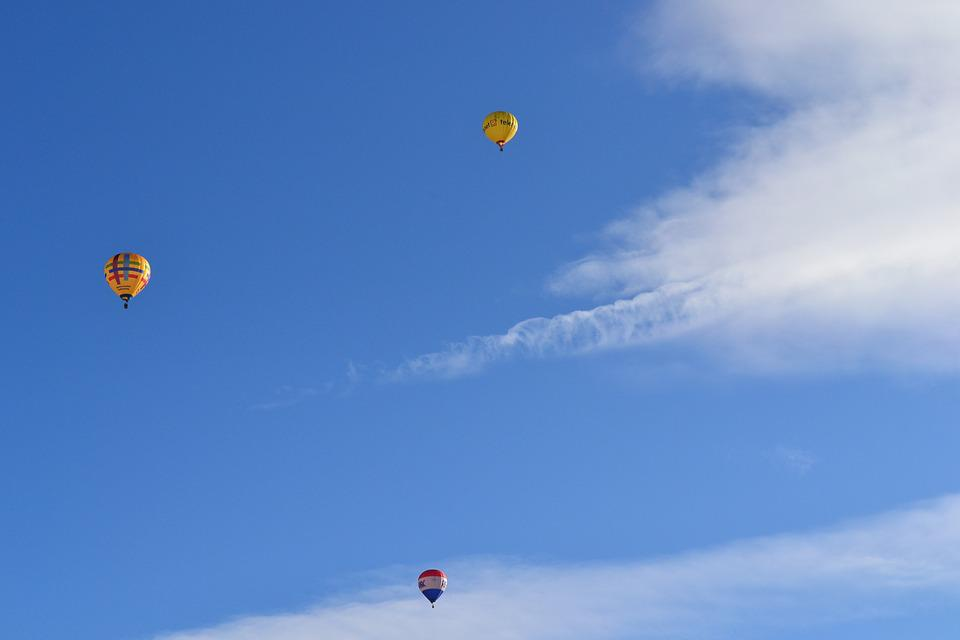 Hot Air Balloons, Sky, Fly, Float, Hot Air Balloon