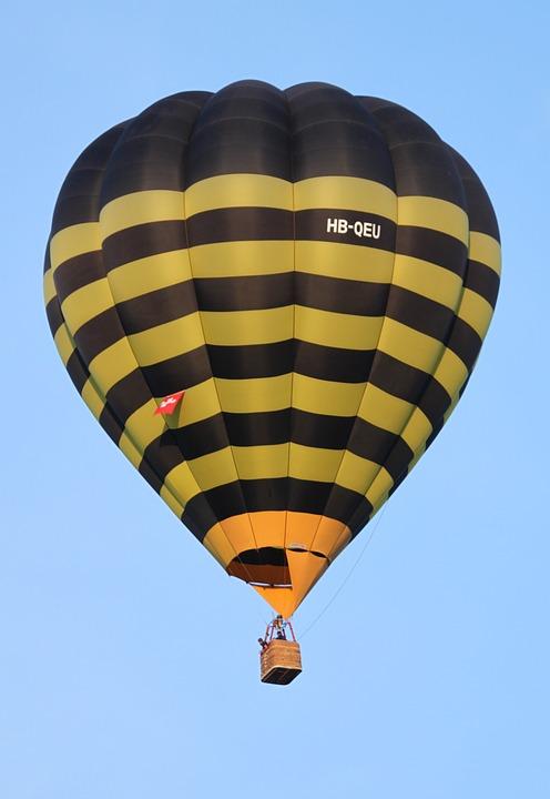 Hot Air, Hot Air Balloon, Balloon, Drive, Romance