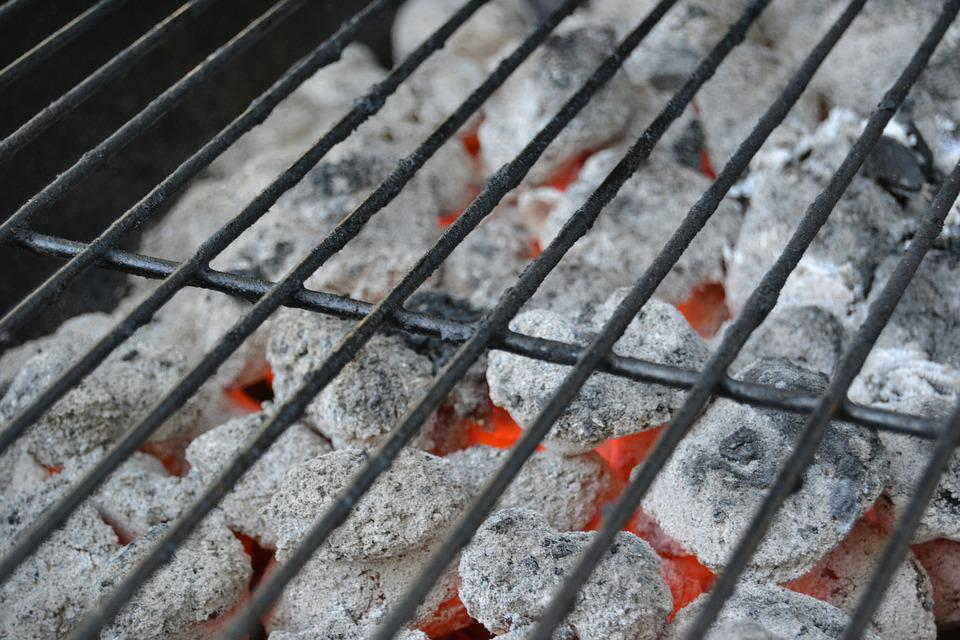 Charcoal, Bbq, Barbecue, Grill, Hot, Embers, Grilling